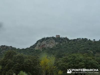 Parque Nacional Monfragüe - Reserva Natural Garganta de los Infiernos-Jerte;trekking semana santa